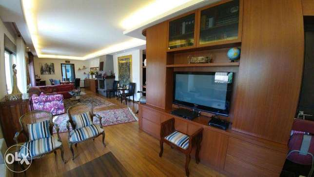 Ballouneh 350m2 - high end - brand new - apartment for sale بلونة -  4