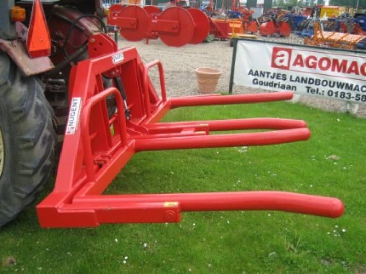 AGM Duo Balendrager pallet fork