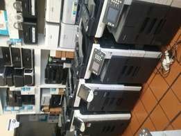 Printers , Riso and Copiers for sale