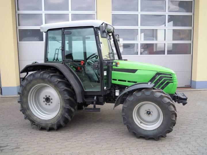 Deutz-fahr Agroplus 80 - 2004