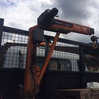 500 kg (lift) Crane for sale