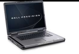 dell m6300 core2duo laptop / 2gb ram / 160 gb hdd/ wifi/ dvdrw/ webcam