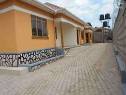 2bedrooms house for rent in kireka