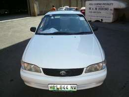 2001 toyota corolla 1.6igle in good condition for sale urgently