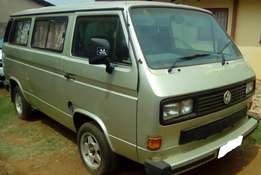 VW Microbus for sale R30000