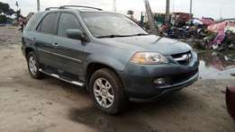 Clean Foreign Used 2005 Acura MDX With Rev Camera Navigation Auto A/C.