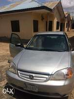 Authomatic Honda Civic 2002