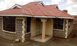 Three bedroom houses in a gated community for sale at Matasia, Ngong