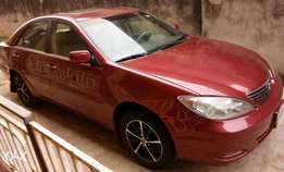 Toyota Camry bigdaddy '05 edition with full options.