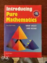 Pure mathematics book