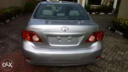 super clean american spec tokunbo corolla 2009 model for 2.55m