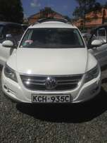 VW Tiguan In qk sale in good condition