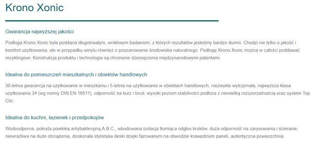 Podloga Vinylowa Winyl Do Lazienki Kuchni Tarnowskie Gory Olx Pl