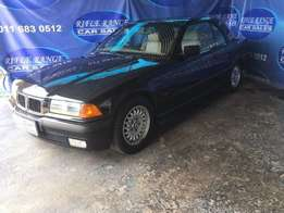 1995 BMW 3 Series 328i Convertible R149,900.00 Ref(RR30)