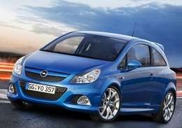 Corsa Sport wanted