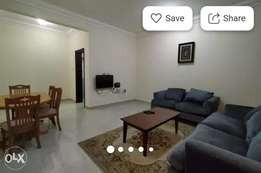 Fully Furnished 2 Bhk Flat With 2 Full bathrooms With Balcony !!!