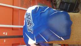 Fox t-shirt and chest protector