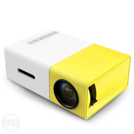 Yg300 led projector .. بروجكتر