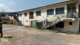Block of 8flats in 3bedroom types at RingRoad behind Oni and Sons N60m