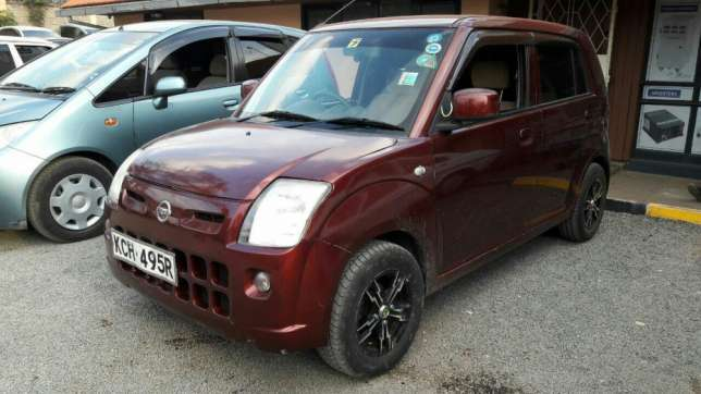 2008 Nissan Pino, 650cc, Auto, Mint Condition Woodly - image 1