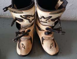 Alpinestar T6's boots size 7