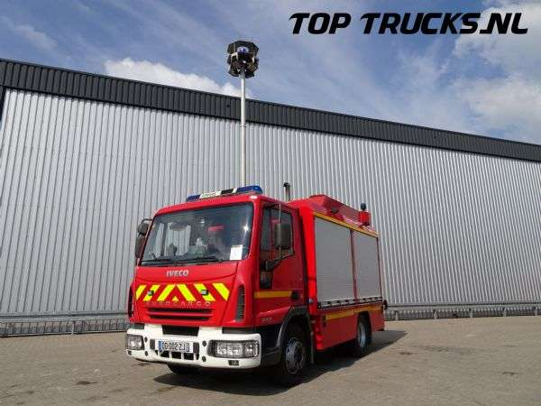 Iveco ML 80E17K Calamiteiten truck, Electricity aggregate, Elek... - 2006