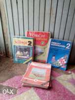 Class two texts book for sale