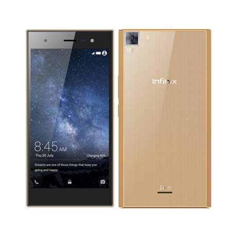 Infinix Zero 3 X552, Ksh.9500, 3GB ram, 4G, no dents or scratches Nairobi CBD - image 1