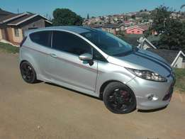 M selling my ford feist/ silver bom