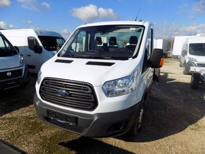 Ford Transit Fahrgestell L4 2,0 E6 130Ps Zwillingsb. - 2018