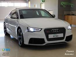 2013 Audi RS5 Coupe Quattro now available at Eco Auto Mbombela