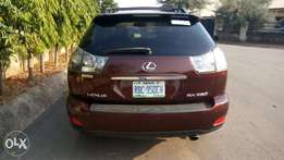 Classic 2008 RX350 for sale