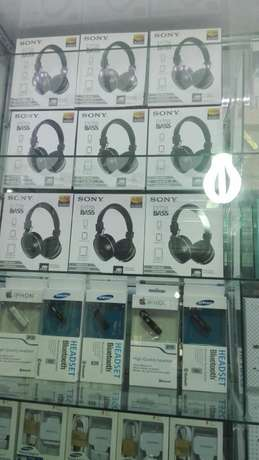 Genuine Bluetooth Head phones Kampala - image 1
