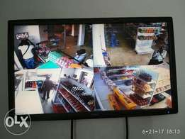 Professional CCTV installation services