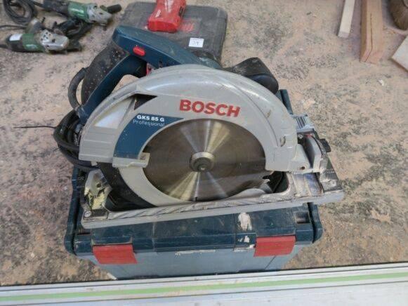 Bosch GKS 85 G 3 601 E7A 900 - 2014