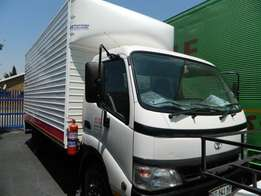 Secure Movers cc Furniture removals