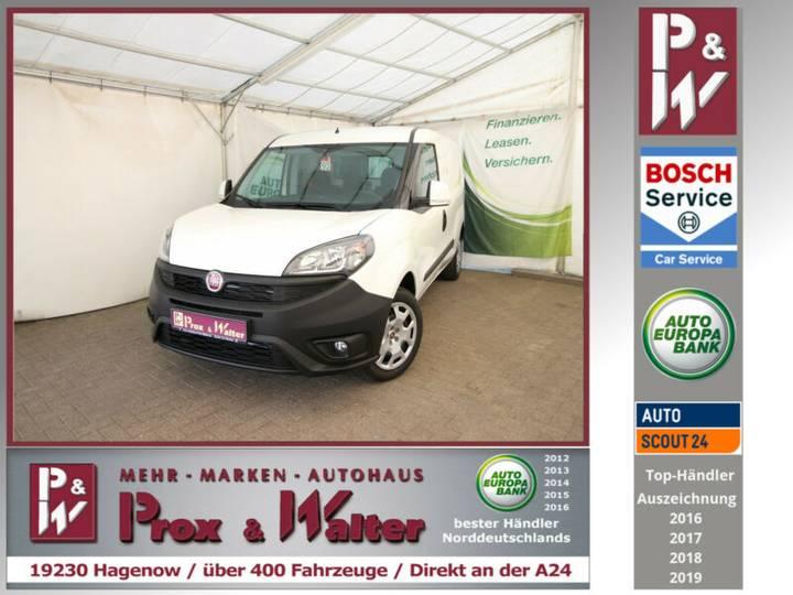 Fiat Doblo Cargo Maxi SX 1.4 95 EU6 KLIMA*3-SITZER - 2019