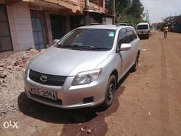 Accident Free,well maintained toyota fielder KCG