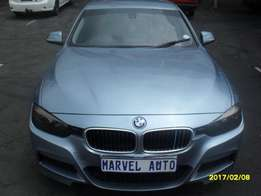 2013 Bmw 3 Series 320i Gt M Sport For R230,000