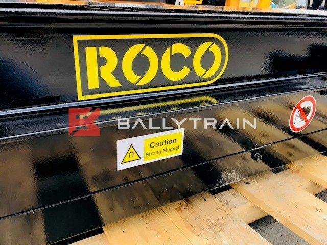 Roco Cp 20/80 Overband Steel Magnet, Hydraulic - 2019 - image 15