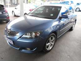 2007 Mazda 3 1.6 Sport Dynamic for sale R85000