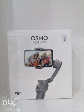 Osmo Mobile 3 With 1 Year warranty