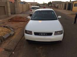 Hi, I am selling my Audi a3 1.8T with sunroof and genuine leather inte