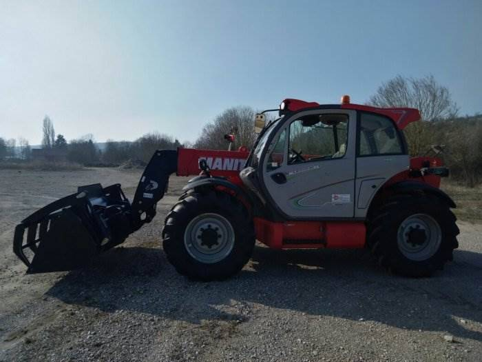 Manitou Mlt 840-137 Ps Elite - 2014