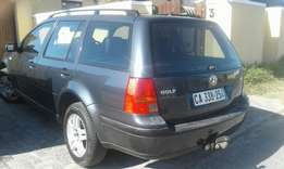 golf mk4 1.9 tdi station wagon very good runner