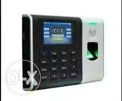 Fingerprint Biometric Time Attendance Management System