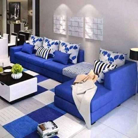 Sectional sofa... Free delivery Westlands - image 1
