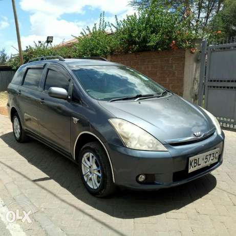 Toyota wish good condition accident free wel maintained Nairobi West - image 3