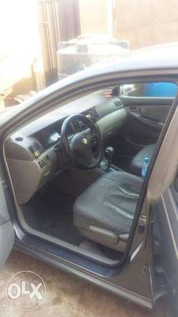 Nigeria Use 2006 Toyota corolla with installed tracking system N1.3m Lagos Mainland - image 3