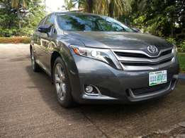 Barely 3 months used Toyota Venza, 2014 model.
